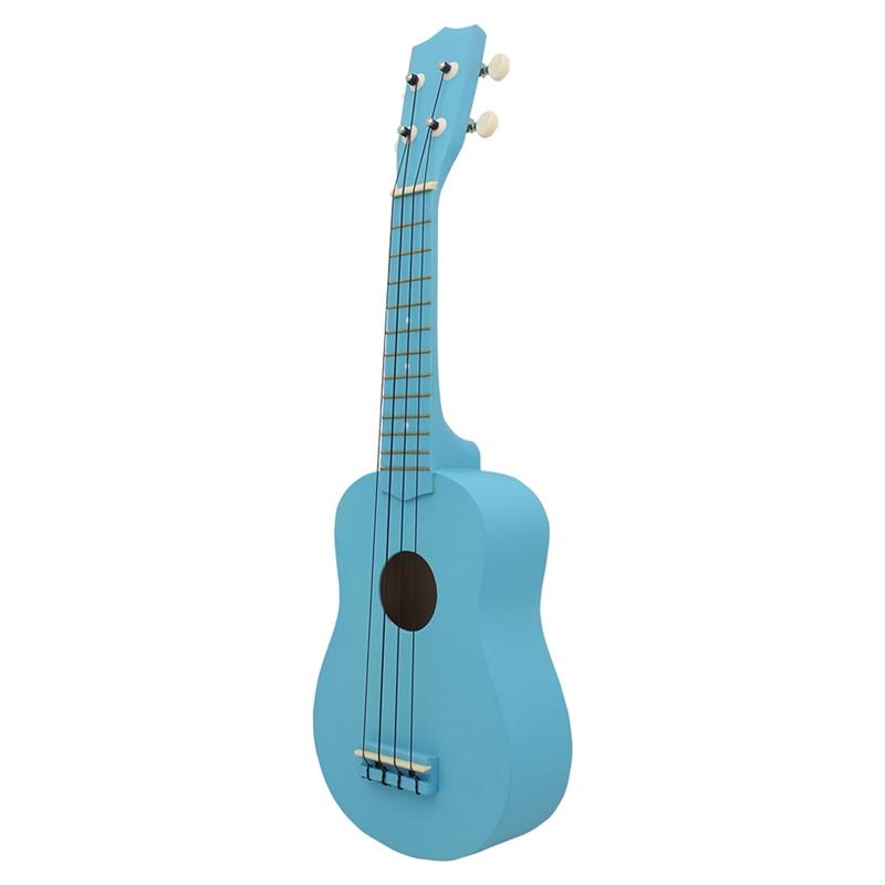 IRIN-Ukulele-21-pollici-chitarra-4-corde-Hawaii-chitarra-acustica-strumento-P5K3 miniatura 4