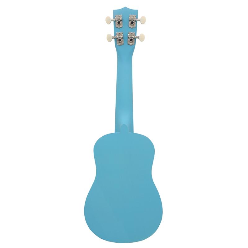 IRIN-Ukulele-21-pollici-chitarra-4-corde-Hawaii-chitarra-acustica-strumento-P5K3 miniatura 5