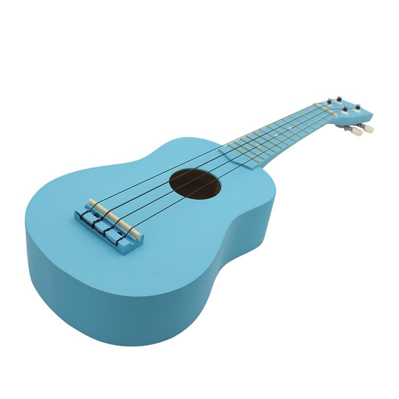 IRIN-Ukulele-21-pollici-chitarra-4-corde-Hawaii-chitarra-acustica-strumento-P5K3 miniatura 7