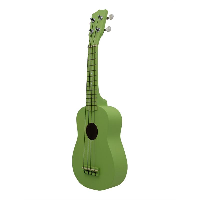 IRIN-Ukulele-21-pollici-chitarra-4-corde-Hawaii-chitarra-acustica-strumento-P5K3 miniatura 13