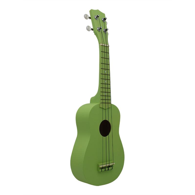 IRIN-Ukulele-21-pollici-chitarra-4-corde-Hawaii-chitarra-acustica-strumento-P5K3 miniatura 14
