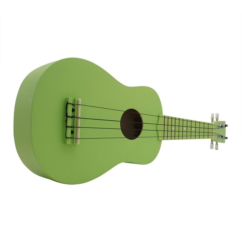 IRIN-Ukulele-21-pollici-chitarra-4-corde-Hawaii-chitarra-acustica-strumento-P5K3 miniatura 18