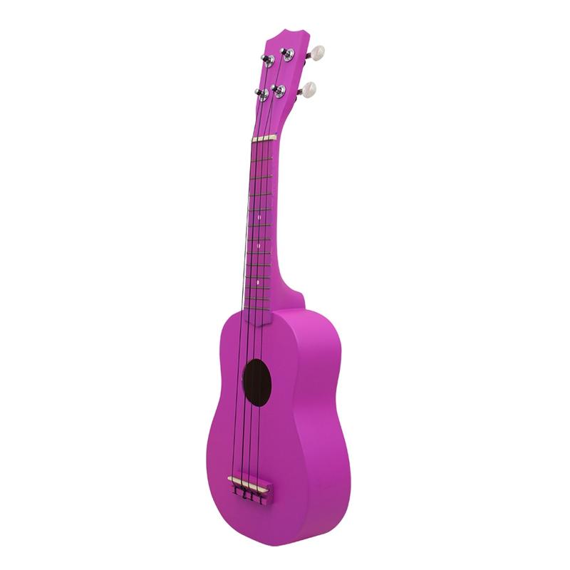 IRIN-Ukulele-21-pollici-chitarra-4-corde-Hawaii-chitarra-acustica-strumento-P5K3 miniatura 23