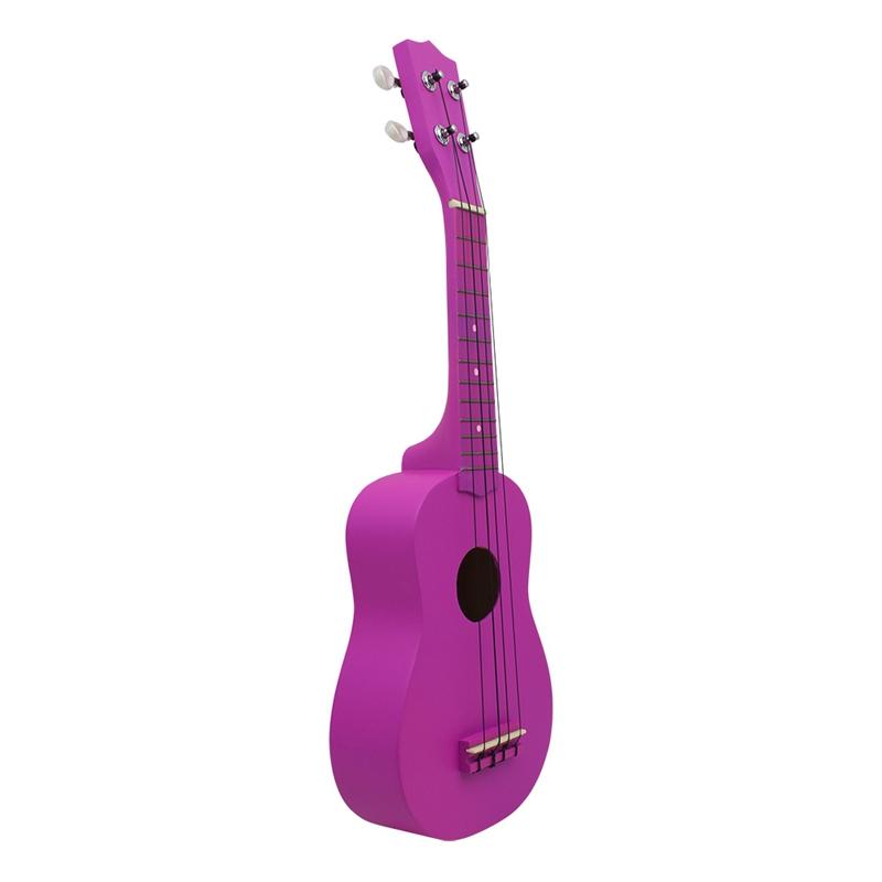 IRIN-Ukulele-21-pollici-chitarra-4-corde-Hawaii-chitarra-acustica-strumento-P5K3 miniatura 25