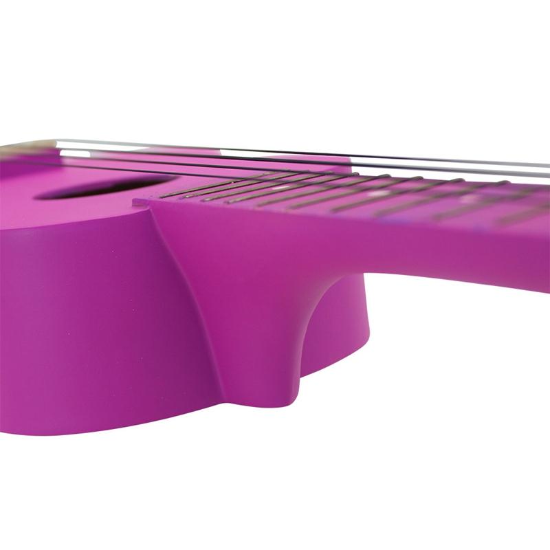 IRIN-Ukulele-21-pollici-chitarra-4-corde-Hawaii-chitarra-acustica-strumento-P5K3 miniatura 29