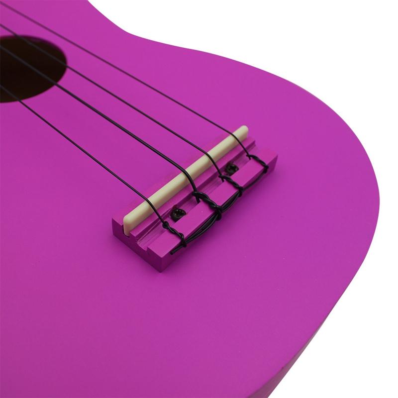IRIN-Ukulele-21-pollici-chitarra-4-corde-Hawaii-chitarra-acustica-strumento-P5K3 miniatura 30