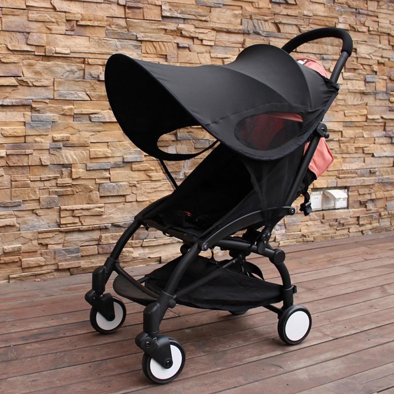UV Sun Shade Visor Sun Hood Canopy For Baby Buggy Stroller Pram Pushchair UK