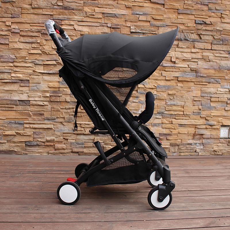 Upgraded version of Baby Stroller Sun Visor Carriage Sun Sha