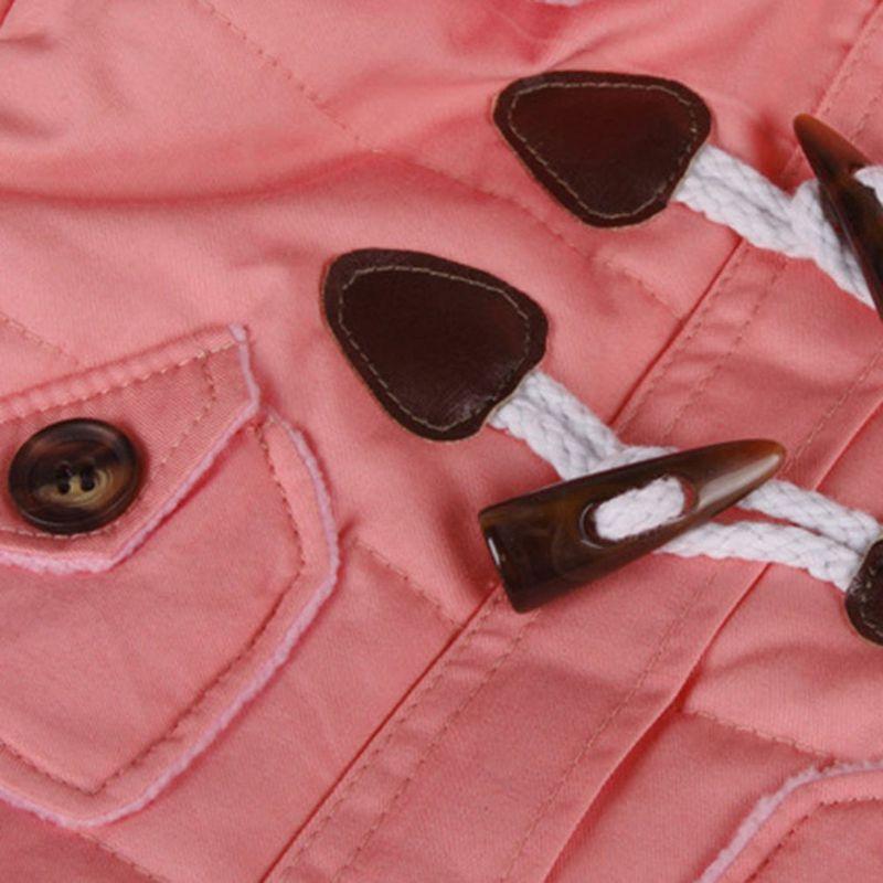 brigo-con-capucha-Mini-chaqueta-de-perro-linda-Traje-de-algodon-Teddy-Inform-PB miniatura 7