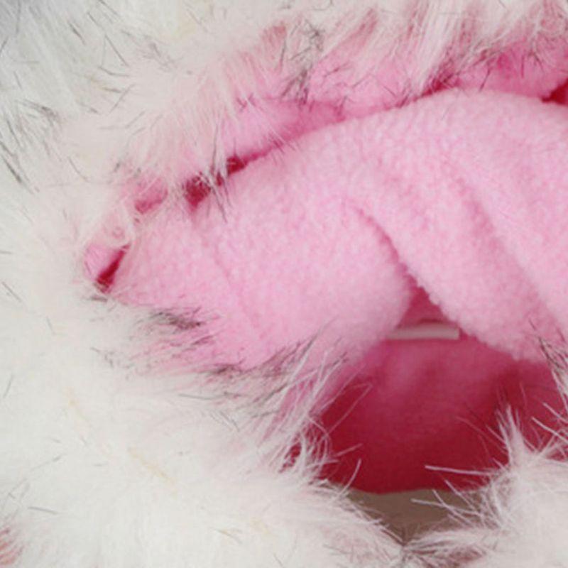 brigo-con-capucha-Mini-chaqueta-de-perro-linda-Traje-de-algodon-Teddy-Inform-PB miniatura 8
