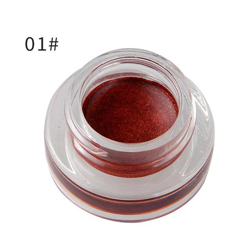 NICEFACE-Creme-de-fard-a-paupieres-Ombre-a-paupieres-de-maquillage-metallique-26 miniature 3