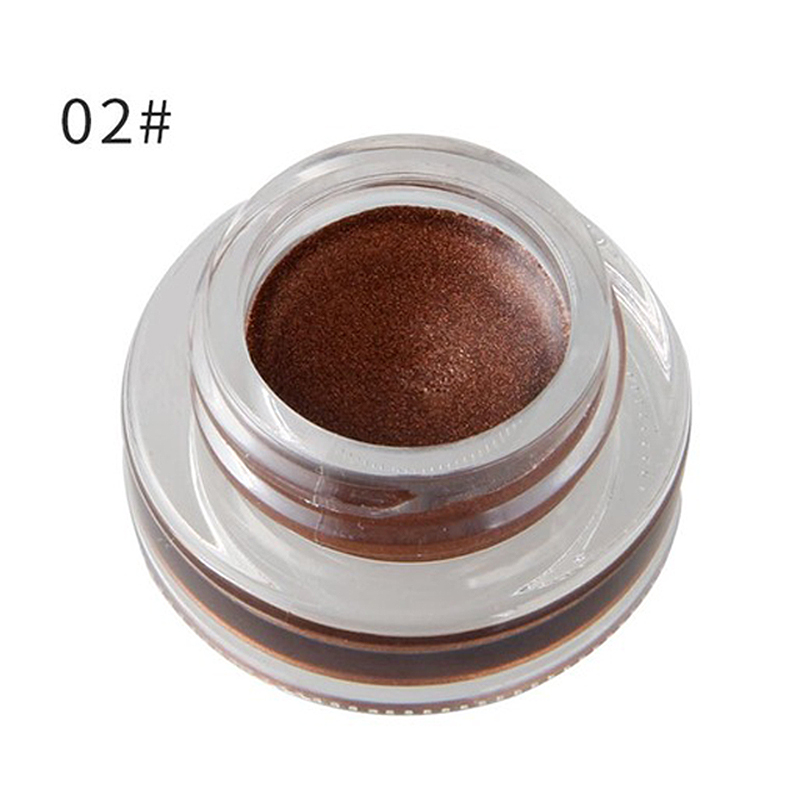 NICEFACE-Creme-de-fard-a-paupieres-Ombre-a-paupieres-de-maquillage-metallique-26 miniature 11