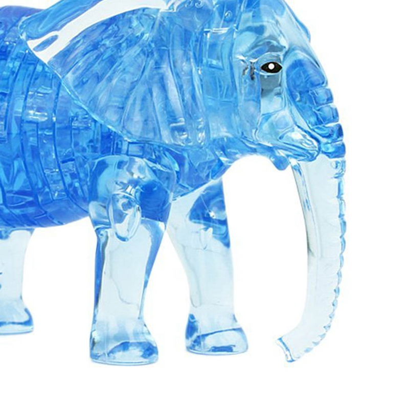 Puzzles & Geduldspiele DIY 3D Puzzle Kristall DIY Spielzeug Modell Dekoration Geschenk Kinder -X8D9 1X