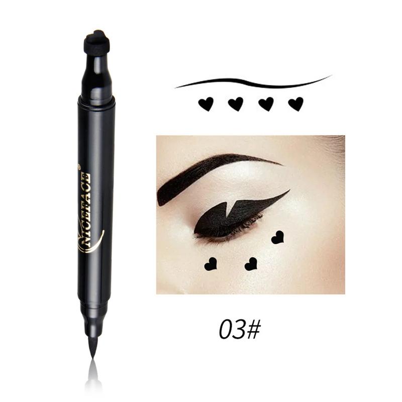 NICEFACE-nuevo-liquido-lapiz-delineador-de-ojos-maquillaje-a-prueba-de-agua-A2X7 miniatura 8