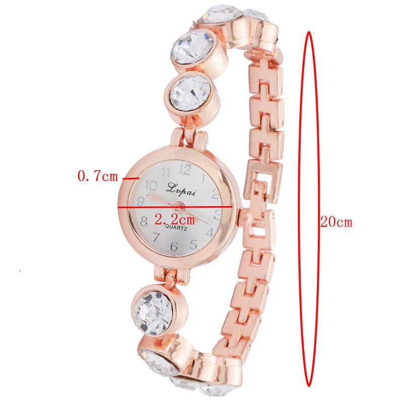 Lvpai Sommer Art Uhr Marken Uhr Frauen Armbanduhr Damen Uhr Uhr