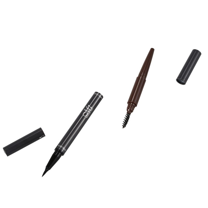 MENOW-marque-eye-liner-multifonction-longue-duree-impermeable-eyeliner-l-8N1 miniature 30