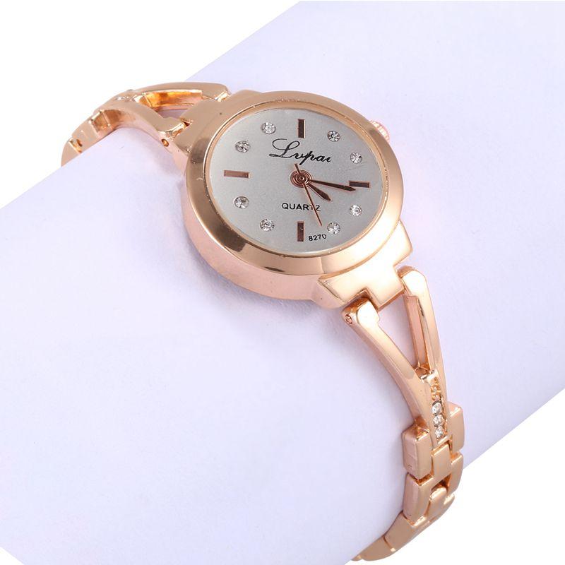 6fefcf407370 Lvpai Nueva Marca de Relojes de Lujo Pulsera de Moda de Mujer ...
