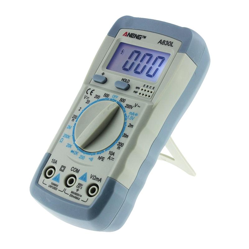 ANENG-A830L-digital-multimeter-LCD-Digital-Multimeter-DC-AC-Voltage-Diode-M6G5 Indexbild 5