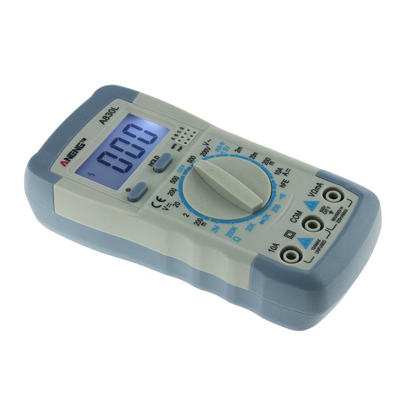 ANENG-A830L-digital-multimeter-LCD-Digital-Multimeter-DC-AC-Voltage-Diode-M6G5 Indexbild 9
