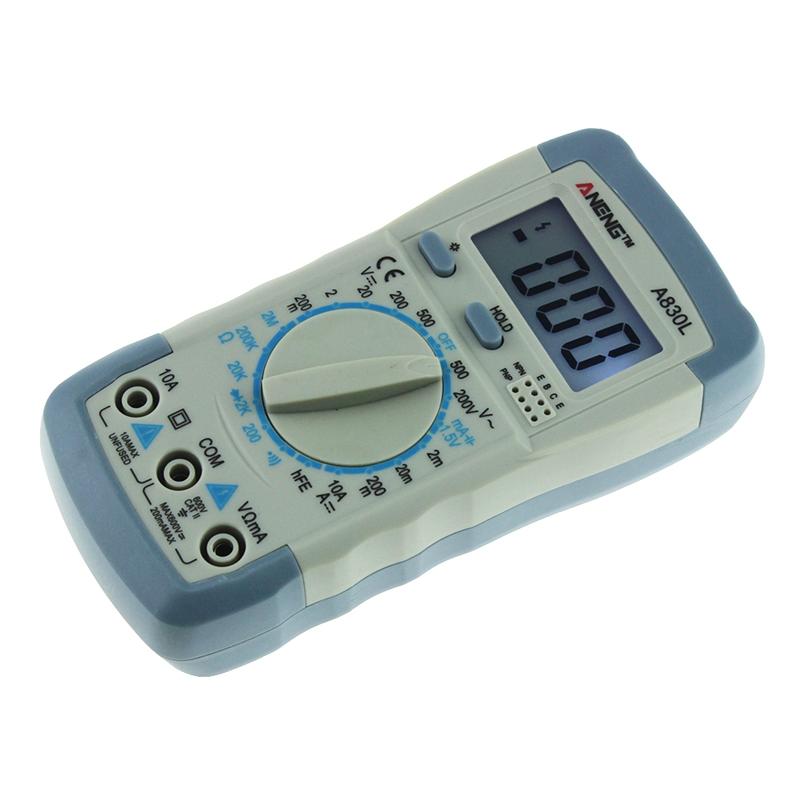 ANENG-A830L-digital-multimeter-LCD-Digital-Multimeter-DC-AC-Voltage-Diode-M6G5 Indexbild 10