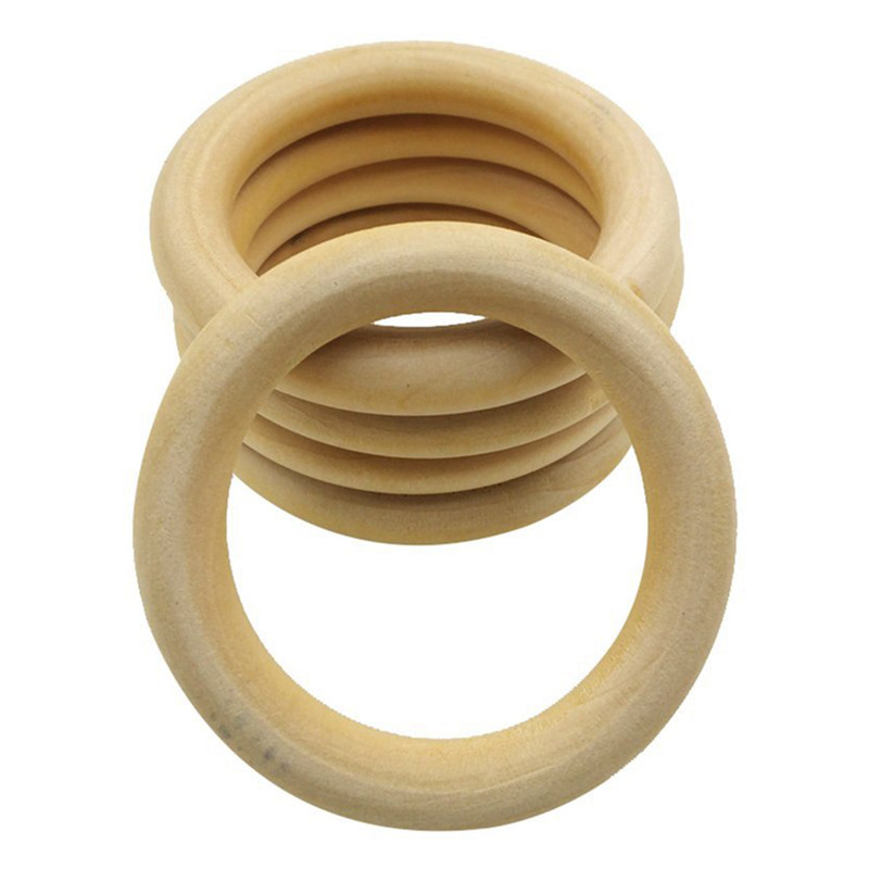 10-pcs-Natural-Wooden-Ring-Jewelry-Making-Unfinished-DIY-crafts-N1D2 thumbnail 9