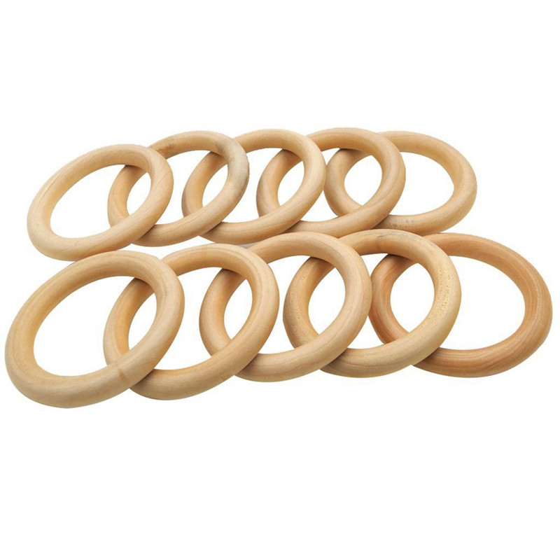 10-pcs-Natural-Wooden-Ring-Jewelry-Making-Unfinished-DIY-crafts-N1D2 thumbnail 11