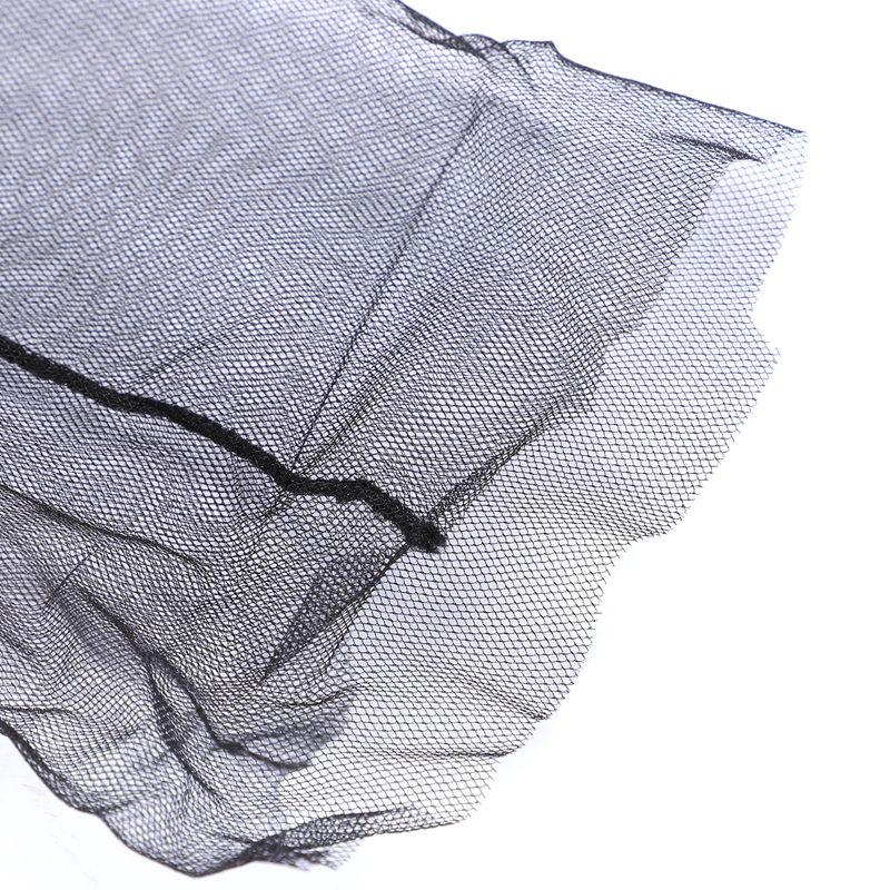 Frauen-Neuheit-Chiffon-Transparent-Mesh-kurze-Socken-Sexy-Damen-Ultra-duenn-S6E5 Indexbild 9