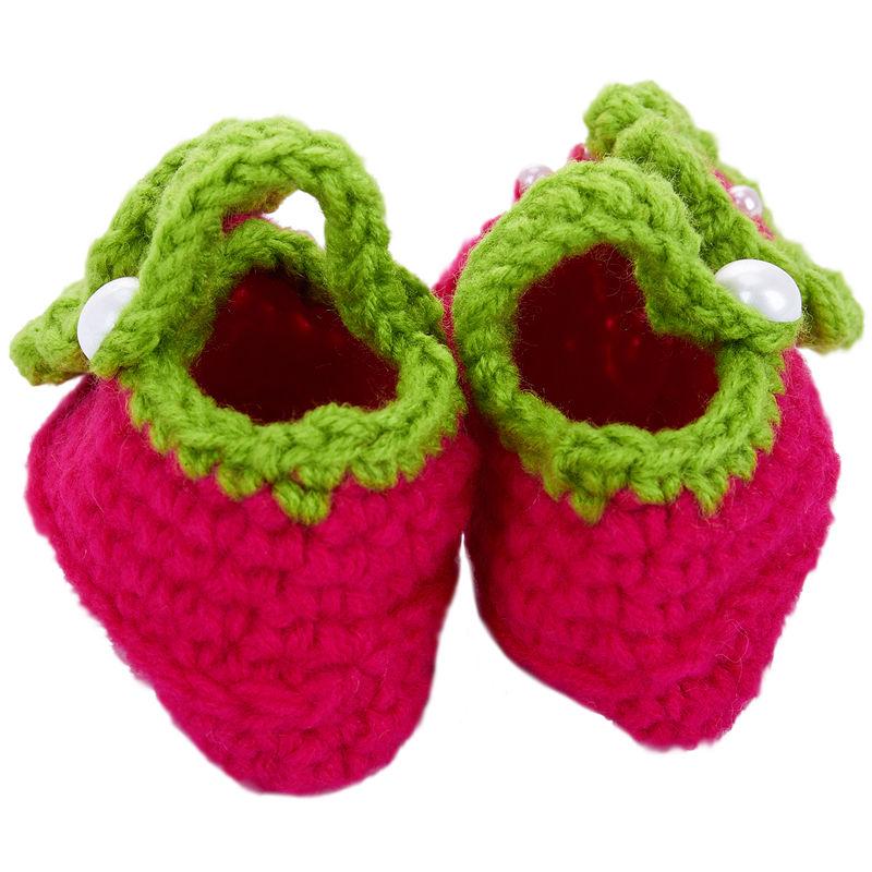 Neugeborenen Baby Saeugling Maedchen Perle Blume Haekeln Stricken