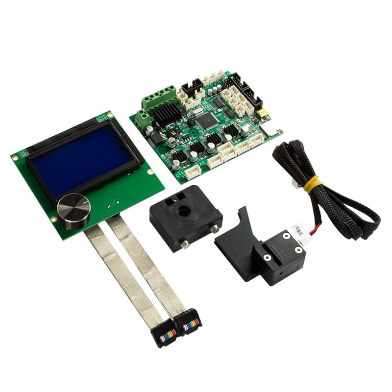 1X-Piezas-de-la-impresora-3D-Kit-de-proteccion-de-alar-J3M9 miniatura 2
