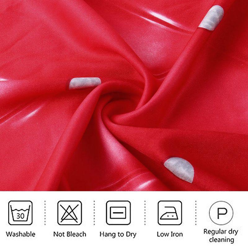 Couverture-de-chaise-extensible-de-salle-a-manger-Housses-de-chaise-courtes-L-SC miniature 11