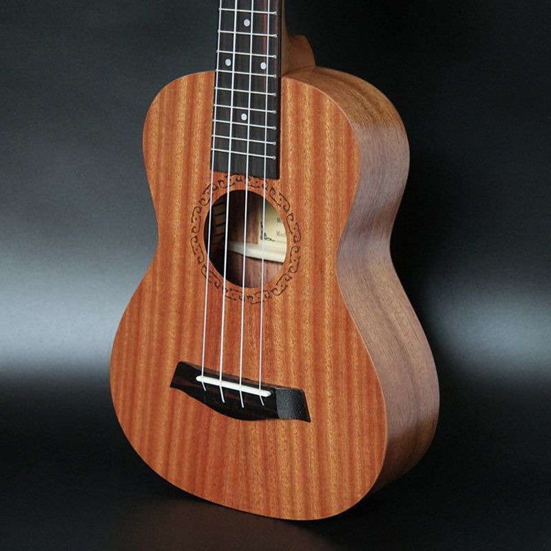 Ukulele-de-concert-4-cordes-Hawaiian-Mini-guitare-Instruments-de-musique-pour-68 miniature 5