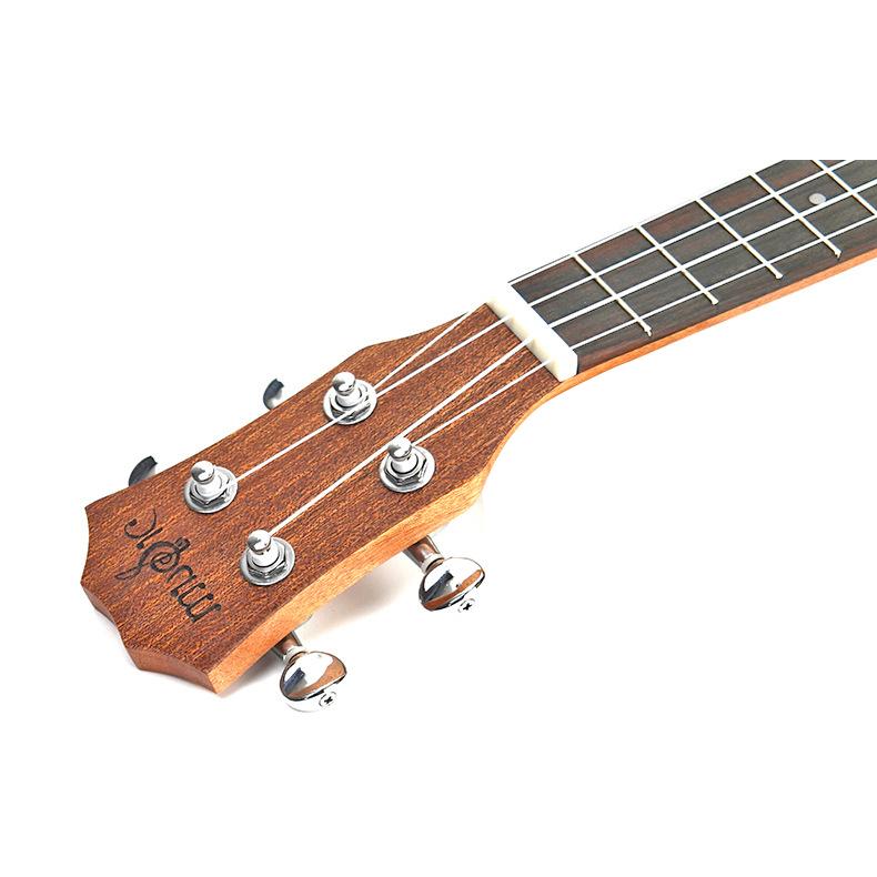 Ukulele-Gitarre-4-Saiten-Hawaiian-Gitarre-akustische-Gitarre-Ukulele-H2M2 Indexbild 7