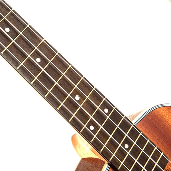 Ukulele-Gitarre-4-Saiten-Hawaiian-Gitarre-akustische-Gitarre-Ukulele-H2M2 Indexbild 8