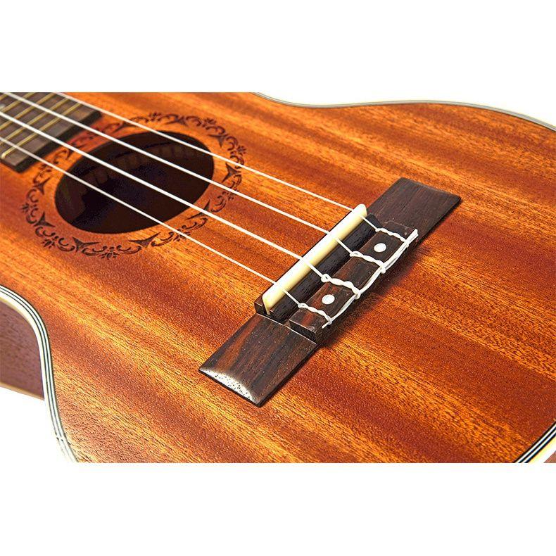 Ukulele-Gitarre-4-Saiten-Hawaiian-Gitarre-akustische-Gitarre-Ukulele-H2M2 Indexbild 9