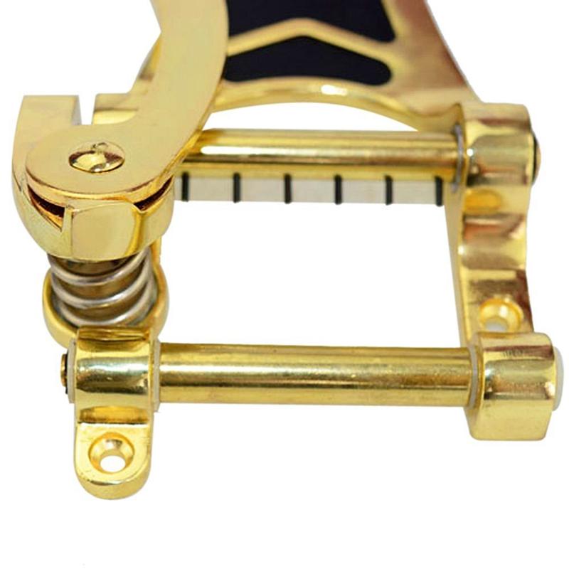 2X (oroen Tremolo Vibrato Puente Cordal cuerpo cuerpo cuerpo hueco archtop para Les Paul G 6) 4a4648