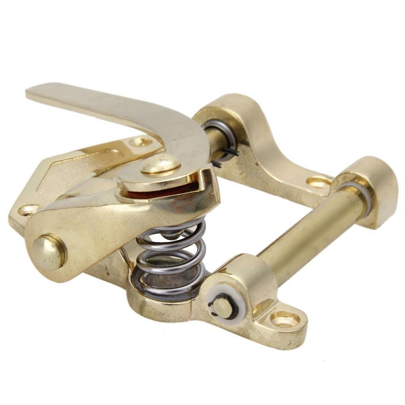 Vibrato-en-alliage-durable-Cordier-Pont-de-Tremolo-pour-Guitare-electrique-E7H2 miniature 3