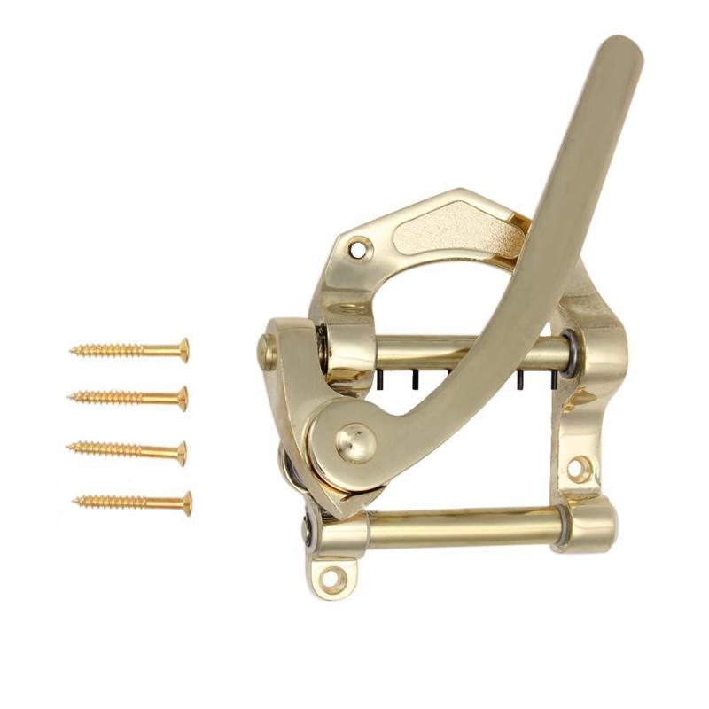 Vibrato-en-alliage-durable-Cordier-Pont-de-Tremolo-pour-Guitare-electrique-E7H2 miniature 6