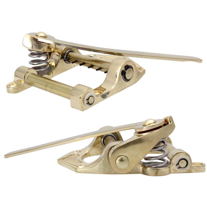Vibrato-en-alliage-durable-Cordier-Pont-de-Tremolo-pour-Guitare-electrique-E7H2 miniature 7