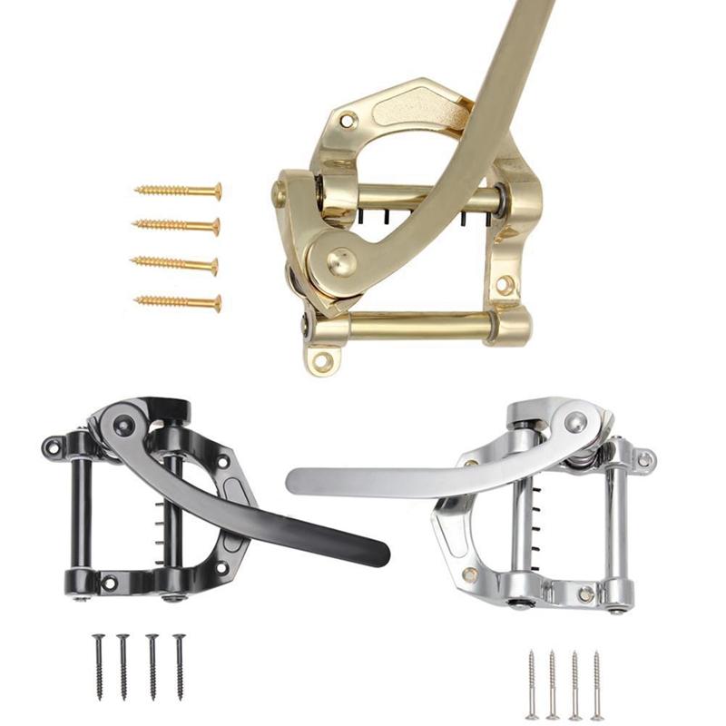 Vibrato-en-alliage-durable-Cordier-Pont-de-Tremolo-pour-Guitare-electrique-E7H2 miniature 11