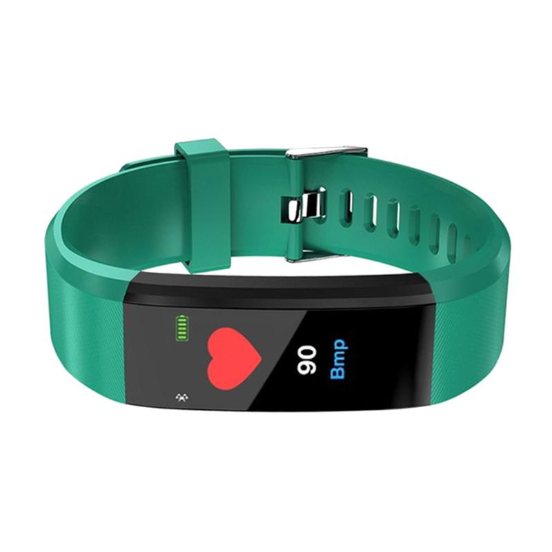 115plus-Smart-Bracelet-Fitness-Tracker-Step-Counter-Smartband-Recordatorio-d-PB miniatura 11