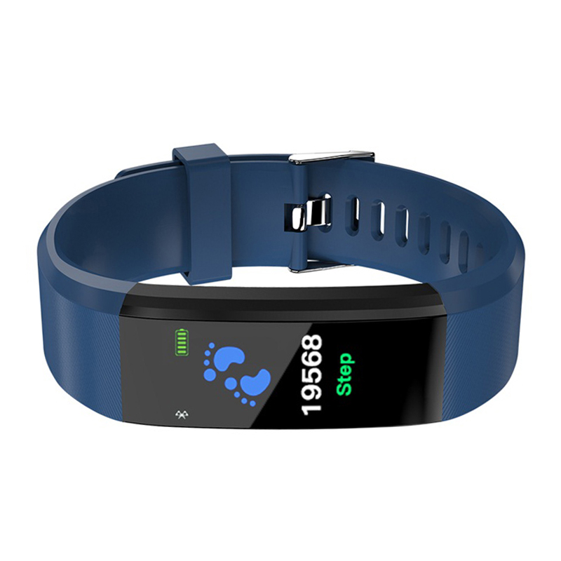 115plus-Smart-Bracelet-Fitness-Tracker-Step-Counter-Smartband-Recordatorio-d-PB miniatura 21