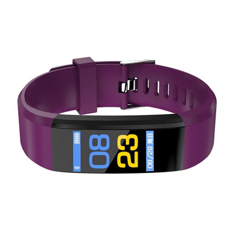 115plus-Smart-Bracelet-Fitness-Tracker-Step-Counter-Smartband-Recordatorio-d-PB miniatura 28