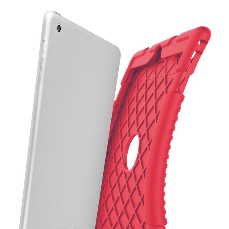 2X-Para-Apple-iPad-9-7-pulgadas-2017-gel-de-silice-resistente-a-prueba-de-gX1C6 miniatura 11