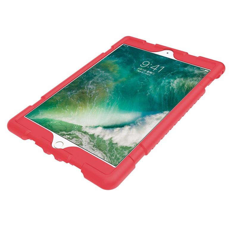 miniature 12 - Pour Apple iPad 5 Caoutchouc Silicone Robuste stossfestes Gehaeuse c8s8