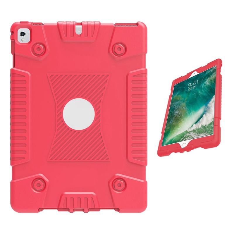 miniature 13 - Pour Apple iPad 5 Caoutchouc Silicone Robuste stossfestes Gehaeuse c8s8