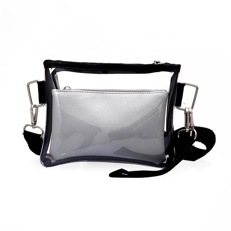 Les petit Sacs De Mode Détails U5 Sur Femmes Pour Bandoul 4x Carre Transparent A Rabat Sac pSUVGzMq