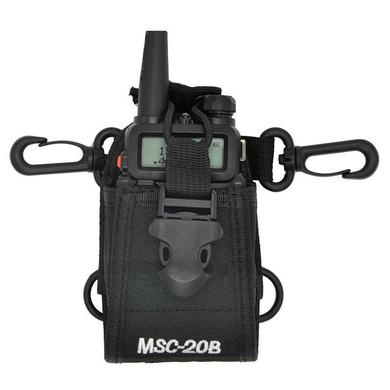 Accesorios-de-interfono-MSC-20B-Baofeng-CB-Radio-Cubierta-radio-UV-5R-UV-5RE-4E2