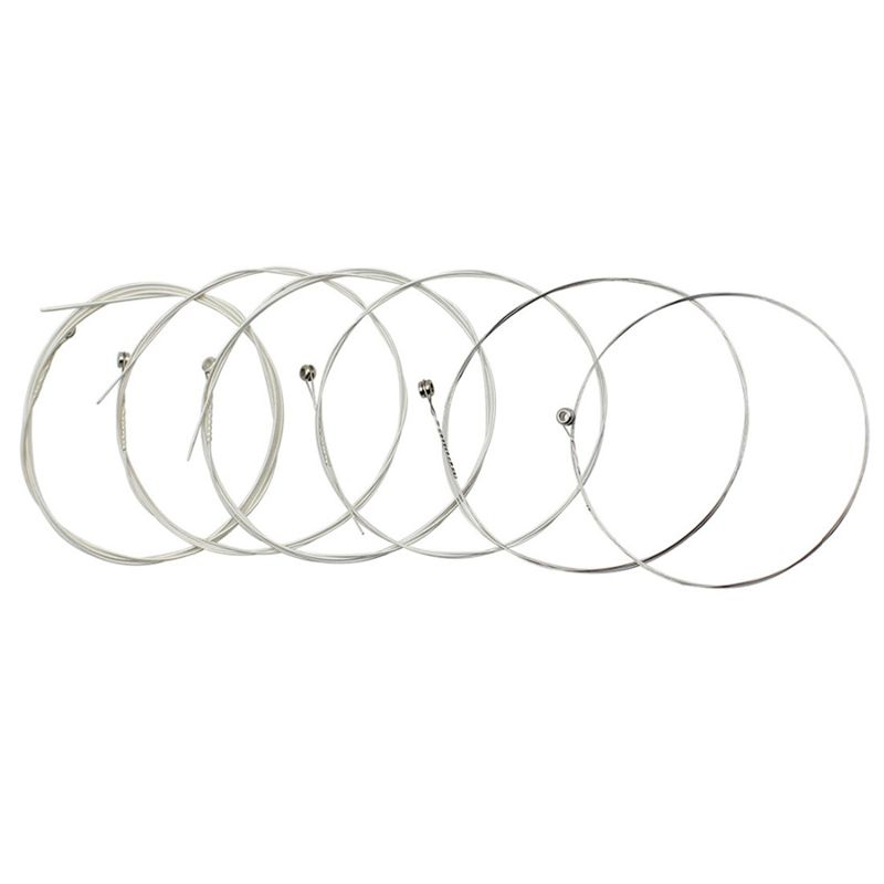 IRIN-A104-Silver-Plated-Copper-alloy-Music-Instrument-Strings-Set-Replaceme-P1L6