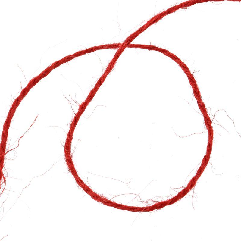 30M-Guita-de-yute-natural-El-mejor-regalo-de-Artesania-bramante-de-Navidad-P4Q3 miniatura 24