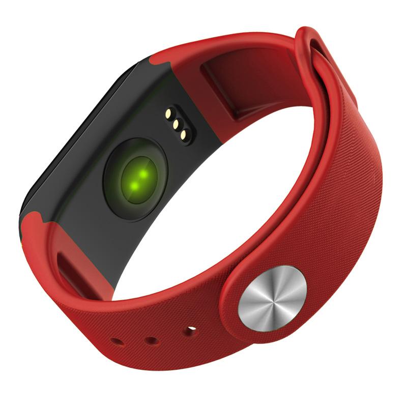 F1-pulsera-inteligente-pulsera-impermeable-de-ejercicio-paso-presion-Z6P3 miniatura 12